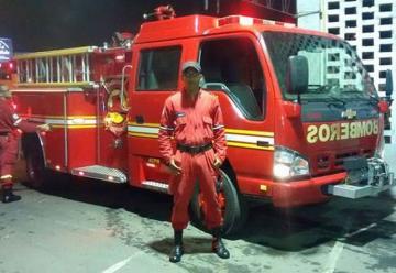 Bomberos Popayán obtuvo máquinas extintoras