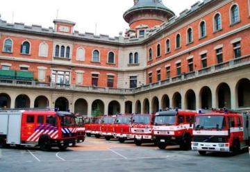 Pronto habra personal femenino en bomberos