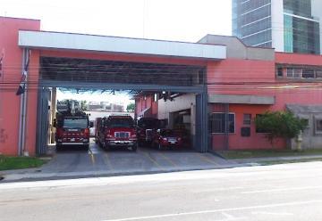 Bebé llegó al mundo en estación de bomberos de Pavas