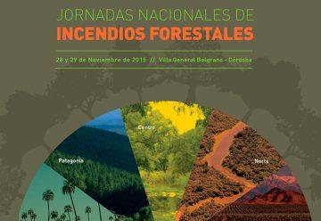Jornadas Nacionales de Incendios Forestales 2015