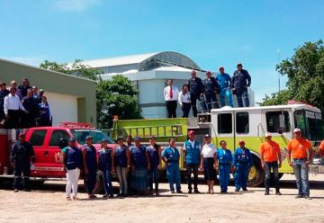 Refuerzan Cuerpo de Bomberos de Magangué Bolívar