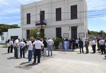 Inauguracion del Centro de Capacitación de la Federacion Centro Sur