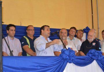 Herrera Ahuad entregó subsidios a la Federación Misionera de Bomberos