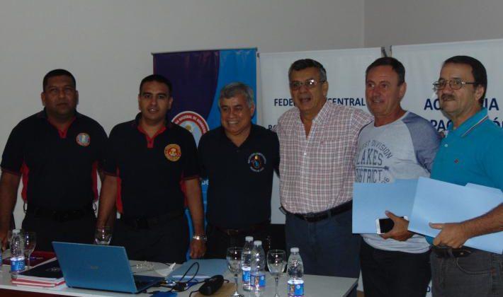 La Federación de Bomberos Voluntarios realizó actividad de cierre de año