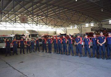Los Bomberos de Florencio Varela cumplieron 60 años