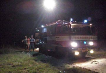 Bomberos de  Arroyo Baru adquirió una autobomba