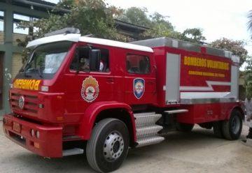 Bomberos de Piura reciben dos cisternas para atender emergencias
