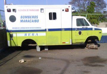 Bomberos de Maracaibo se encuentran en una situación deplorable y bochornosa