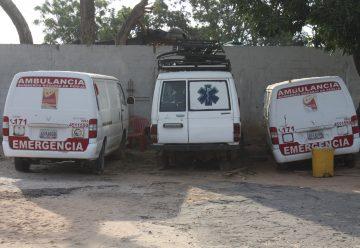 Cuerpo de Bomberos de la Villa del Rosario vive crisis por falta de ambulancias