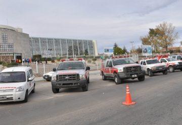 San Luis vetó la Ley de los bomberos voluntarios