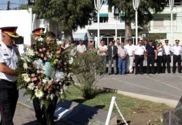 Homenaje  a 22 años de la Tragedia de Puerto Madryn