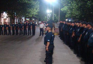 Los bomberos de San Vicente celebraron 61 años de servicio