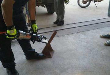 Bomberos de Coronel Charlone incorporó nuevo equipamiento