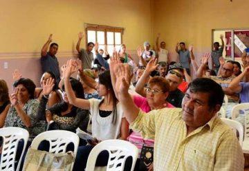 Comallo tiene su Asociación de Bomberos Voluntarios