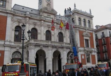 Los Bomberos de Valladolid cuentan con dos nuevas autobomba