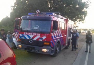 Bomberos Voluntarios de Pinamar adquirió dos nuevas unidades