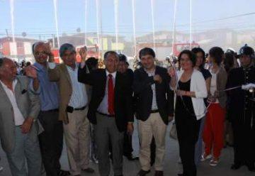 Nuevo cuartel de Bomberos Angachilla de Valdivia