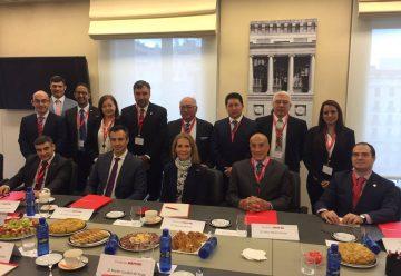 Reunión de la Organización de Bomberos Americanos