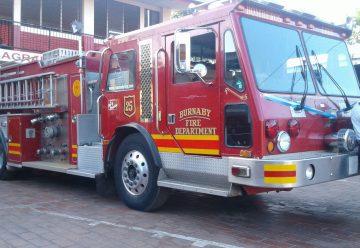 Cuerpo de Bomberos de León adquiere nueva unidad