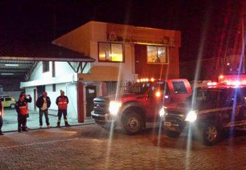Cuerpo de Bomberos cuenta con nueva unidad de rescate