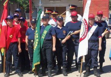 Realizaron el 8° Encuentro de Escuelas de Cadetes de la Federación Bonaerense
