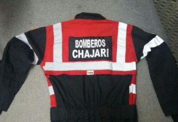 Bomberos de Chajarí compraron equipamiento