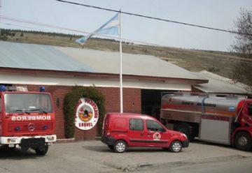 El 25 se inaugura el nuevo cuartel para los Bomberos