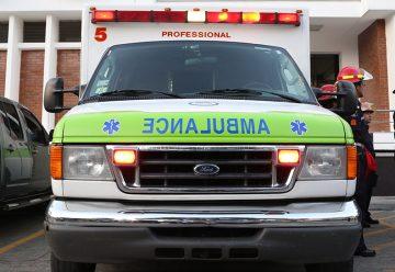 Bomberos Municipales de Mixco, reciben nueva ambulancia