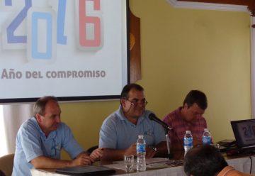 Eligieron nuevas autoridades en la Federación de La Pampa