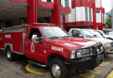 Atracan a funcionarios del Cuerpo de Bomberos de San Cristóbal
