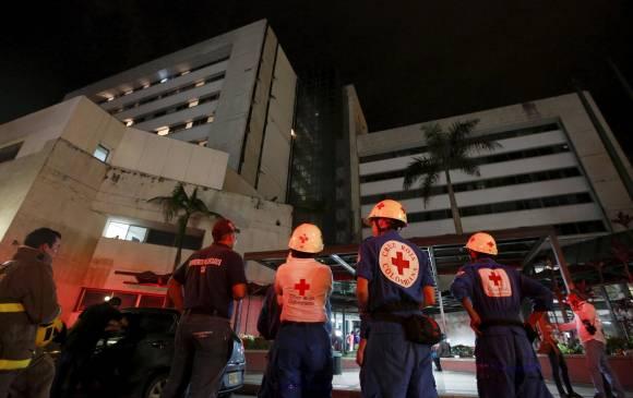 Asciende a 246 el número de muertos por el terremoto en Ecuador