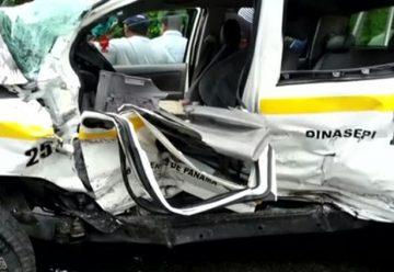 Accidente deja a varios bomberos heridos en Bocas del Toro