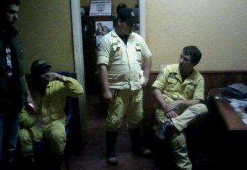 Asaltan a bomberos en su cuartel en Paraguay