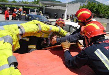Bomberos de Ponferrada se forman en las últimas técnicas en rescate