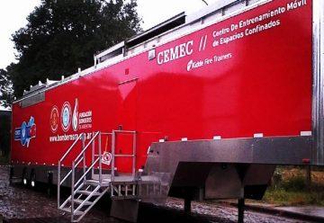 Bomberos de Misiones reciben capacitación en el CEMEC
