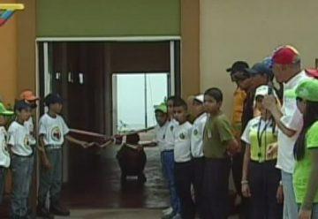 Inauguran estación de Bomberos forestales en el parque nacional Mochima