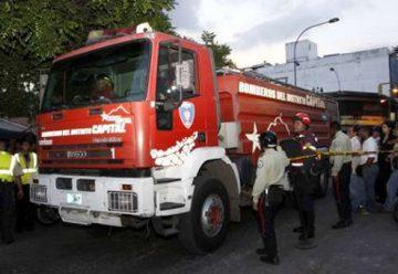Serán entregadas 26 unidades de equipamiento a bomberos