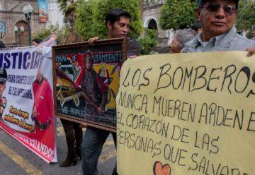 Fiscalía formula cargos contra comandante del Cuerpo de Bomberos de Quito