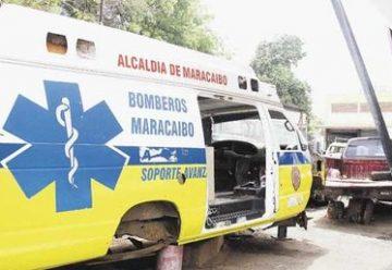Bomberos de Maracaibo solo tienen dos unidades para emergencias