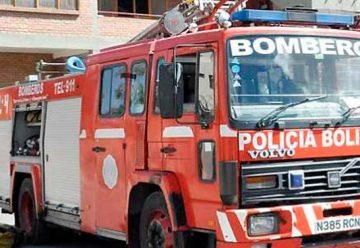 Procesan a 10 funcionarios por 2 carros bomberos retenidos
