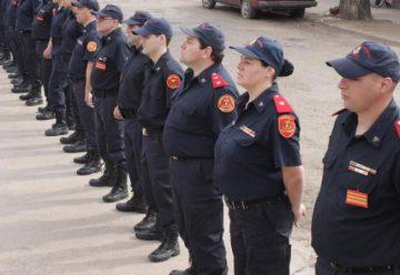 Bomberos Voluntarios de San Pedro festejó su 57º aniversario