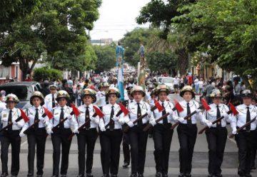 Bomberos Voluntarios celebran su 65 aniversario
