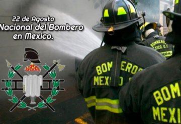 Día del Bombero en México