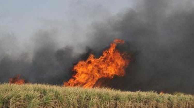 Los bomberos de Bermejo se quedan sin autobomba