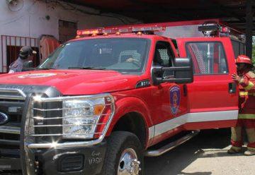 Ministerio entregó camión multipropósito a bomberos de Silva