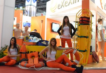 eXeXin estara presente en Intersec 2016