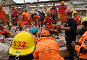 Encuentro de Entrenamiento BREC y K9 en Cordoba