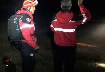 Bomberos mejoran su formación en búsqueda nocturna