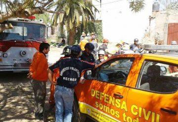 Realizan en Recreo el 1º Encuentro de Rescate Urbano