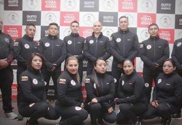 Bomberos de Quito participara de competencia Bomberil en Argentina